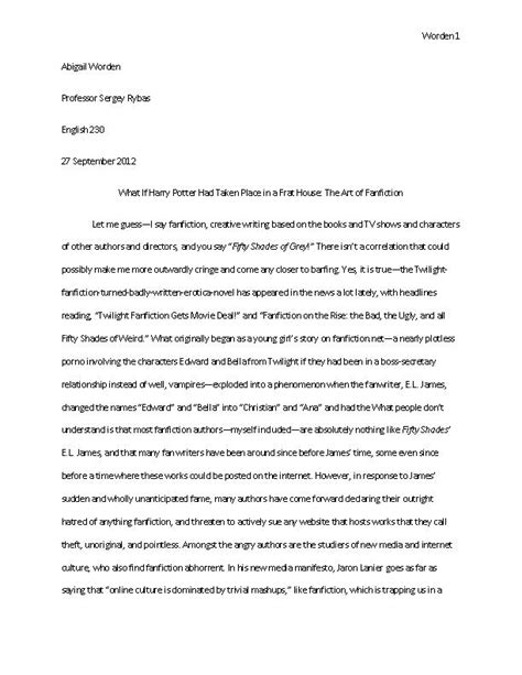 Exle Of History Essay by History Essay Exles