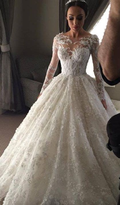 323 best images about ? The Most Beautiful Wedding Gowns