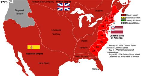 map of usa in 1776 us history and slavery 1776 by hillfighter on deviantart