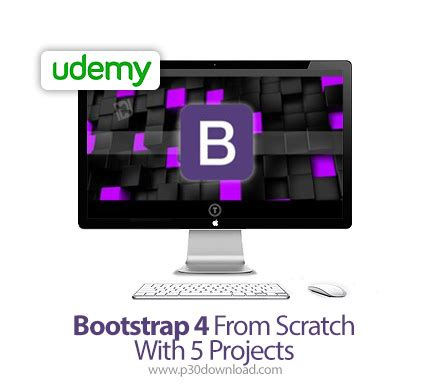bootstrap tutorial from scratch udemy bootstrap 4 from scratch with 5 projects a2z p30