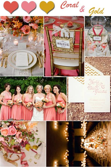 coral gold weddings on kauai wedding italian wedding themes and coral color wedding