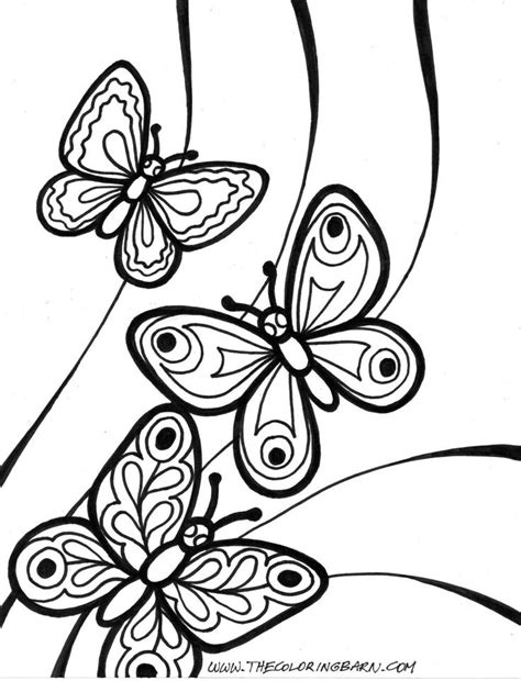 mosaic butterfly coloring pages butterfly mosaic coloring page