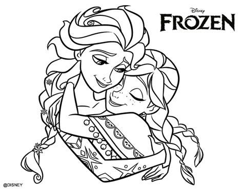 dibujos para colorear y imprimir de frozen 174 colecci 243 n de gifs 174 im 193 genes de frozen para colorear