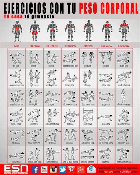 peso de un sobre de tang usa tu peso corporal para tener un cuerpo 10 estos son