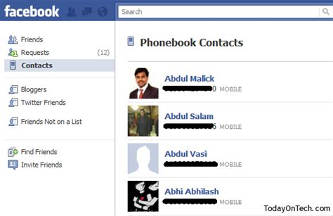 How To Find Peoples Phone Numbers On The How To Find Phone Number Of Friends On Gadgets