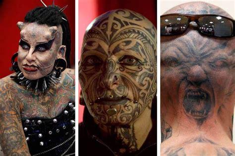 insane full body tattoo 12 most insane tattoos of all time