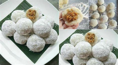 mochi isi kacang tanah  xanderskitchen