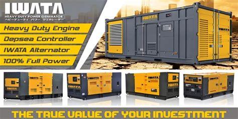 Harga Genset Matari 5000 Watt genset generator genset murah generator set genset