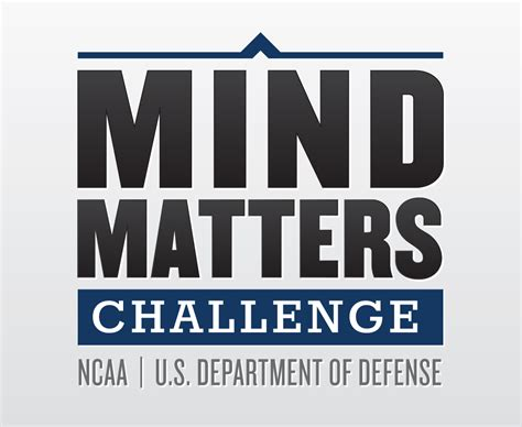 mind matters ncaa dod launch mind matters challenge ncaa org the