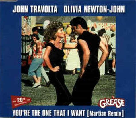 I What Youre Wearing Martia newton duet with travolta you re the