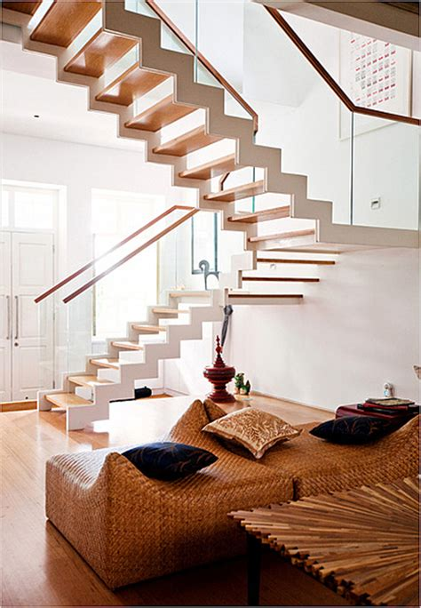 Interior Stairs Design Best Home Design Creating Unique Stairs