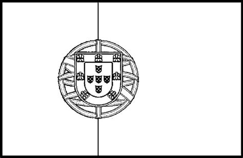 Portugal Coloring Pages portugal flags coloring page for coloring sheets