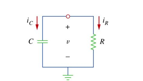 simple resistor capacitor circuit current in rc circuit electronicsxchanger queryxchanger