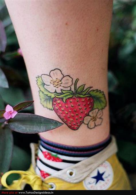 fruit tattoos fruit tattoos