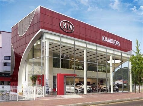 Kia Malaysia Showroom Naza Kia Opens Kia Cube Johor Bahru 4s Centre