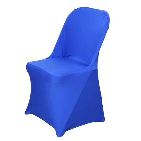 cheap royal blue chair covers chair covers for folding chair spandex royal blue