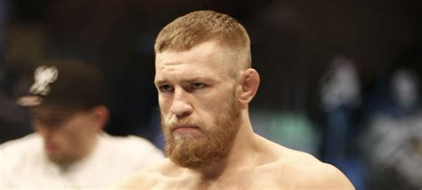 how do you grow a beard like conor mcgregor sherdog