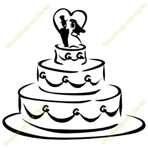 Wedding Cake Clip by Wedding Shower Clip Clipart 11938 Wedding Cake
