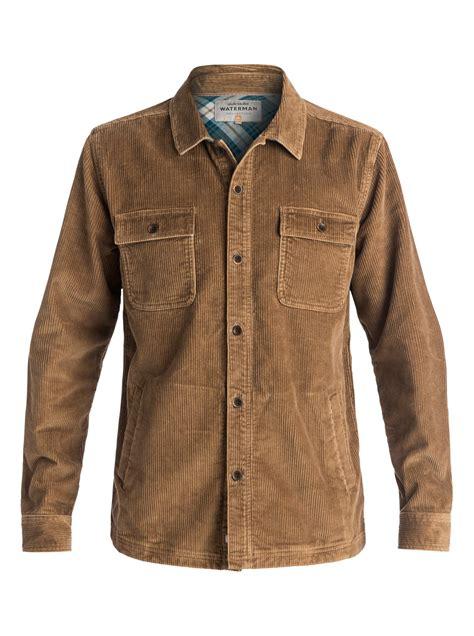 Corduroy Jacket quiksilver waterman kodiak island corduroy jacket
