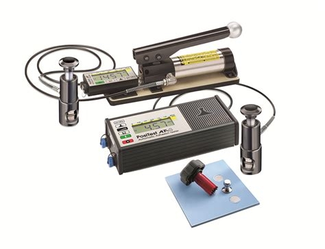 pull adhesion tester qualitest