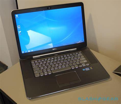 Laptop Dell Xps 15z I7 dell xps 15z official on slashgear
