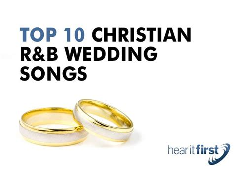 Wedding Anniversary Gospel Songs by Best 25 Christian Wedding Songs Ideas On