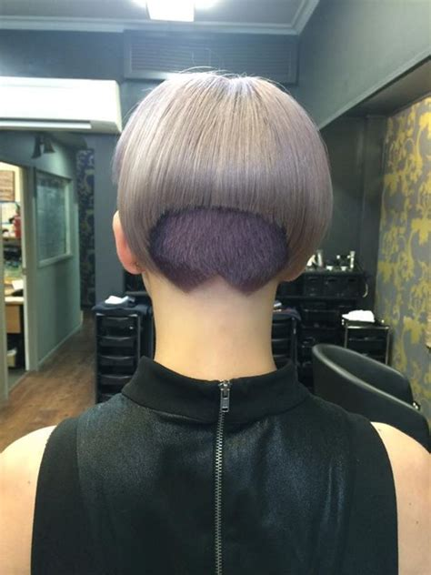 xtreme align hair cut xtreme align hair cut aline with high shaved nape sexy