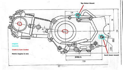 125 dirt bike wiring diagram get free image