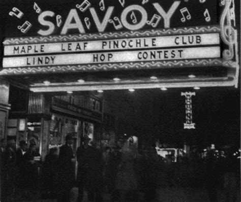 swing street nyc the savoy ballroom was a medium sized ballroom for music