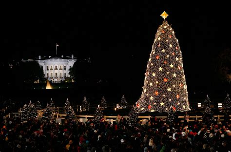 when is the christmas tree lighting 2017 national christmas tree 2017 lighting tickets more