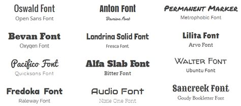 Best Font For Resume 2016 by How Font Pairing Can Save Your Life And Designs Pixel77