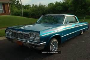 1964 chevrolet impala ss lowrider showcar cruiser lowrod custom chrome