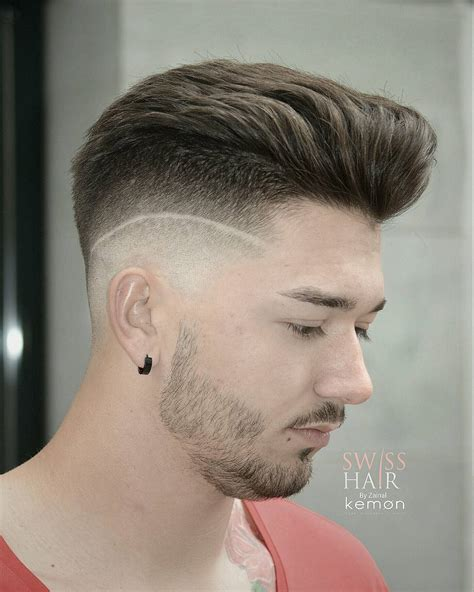 comb over bruash hair style best 40 medium length hairstyles and haircuts for men 2015
