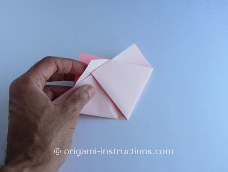 When Did Origami Start - origami azalea folding