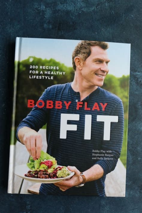 bobby flay fit 200 recipes for a healthy lifestyle books spelt waffles with blueberry compote a giveaway hip
