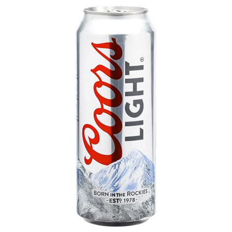 coors light 24 oz alcohol percentage how much alcohol does a 24 oz of coors light have