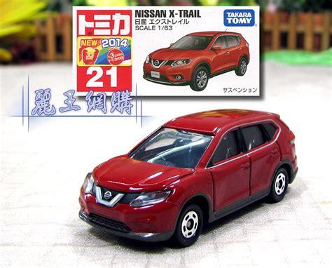Tomica No 21 Nissan X Trail Box New jual nissan x trail no 21 tomica takara tomy jgh77