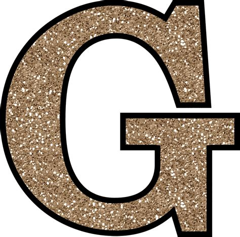 A I D S free glitter alphabet to and print