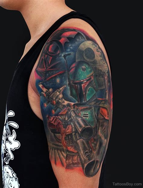 boba fett tattoo designs parts tattoos designs pictures