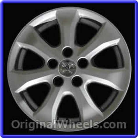 2011 Toyota Camry Lug Pattern 2008 Toyota Camry Rims 2008 Toyota Camry Wheels At