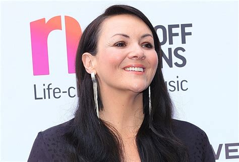 big fan cost martine mccutcheon is a big fan of katie price s new music
