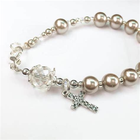 $6.95 DIY Rosary Bracelet Kits
