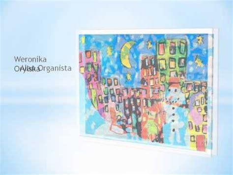 doodle 4 konkurs plastyczny nagrodzone prace plastyczne zimowe pejzaże prezentacja