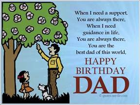 happy birthday dad quotes from daughter like success