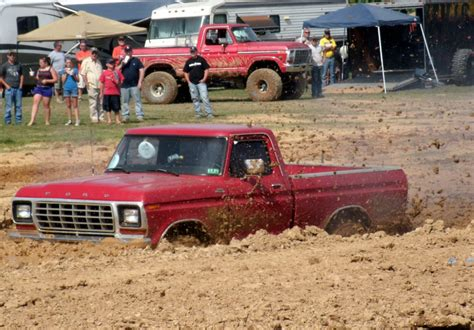 truck in mud mud bog madness races for the whole family
