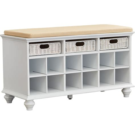 home shoe storage darby home co shoe storage bench reviews wayfair ca