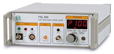 fast switching laser diode fsl 500 picoquant