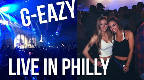 what to wear to g eazy concert g eazy concert in philly youtube