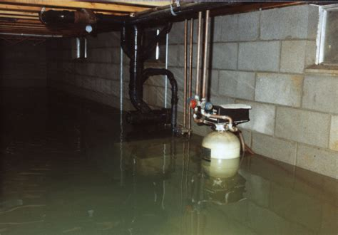 water damage seattle basement lump gallery