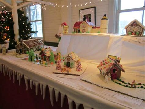 boothbay opera house lovely gingerbread creations picture of opera house at boothbay harbor boothbay